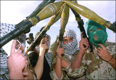 Hamas movement followers