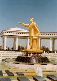 Facts and figures on Turkmenistan