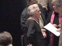 Eve Curie Labouisse dies