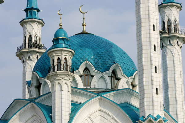 Seven points not on the Arab media agenda - what is there to celebrate?  . Juma Mosque of Tatarstan and Kazan