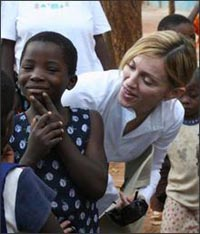 Malawian man claims Madonna adopted his 1-year-old son