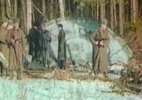 Video of crashed UFO in Russia leaks from secret KGB files