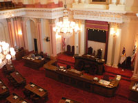 California Lawmakers Struggle With Budget Deadlines