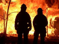 US firefighters trained to look out for terrorism