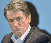 Ukraine's Theater of the Absurd Makes President Yushchenko Lose Temper