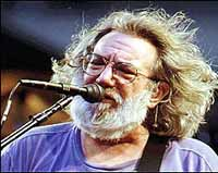 Jerry Garcia's widow sues for access to unpublished tapes of guitarist's musical performances