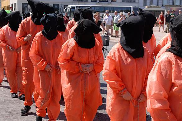 CIA conducts torture and human experimentation. Human experimentation