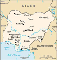Nigeria: oil workers released; several people kidnapped in night club