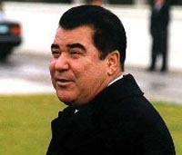 Niyazov's sudden death may lead to lamentable political consequences in Turkmenistan