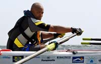 AIDS activist hopes to become first African-American to row solo across Atlantic