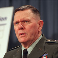 Former U.S. Army Gen. Jack Keane says Britain failing in Iraq