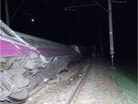 Madrid subway trains collide