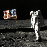 Russia finally loses space race to USA