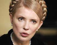 Yulia Tymoshenko Intends to Stay for Next Term as PM