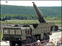 Russia to test Iskander tactical missile systems on May 29