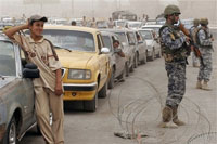 Iraqis frustrated with miles-long gas lines