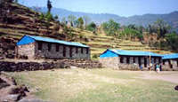 School explosion in west Nepal: teacher and 10 students injured