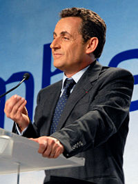 French unions gear up to battle Sarkozy
