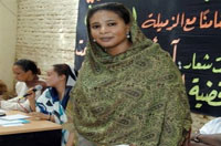 Sudanese Woman Journalist Faces 40 Lashes for Wearing Trousers