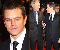 What do Matt Damon and  Robert Kennedy Have in Common?