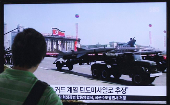 North Korea to start WWIII because of sanctions on sportswear?. North Korea and WWIII