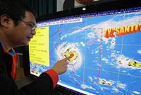 Fourth Typhoon in Month Hits Philippines
