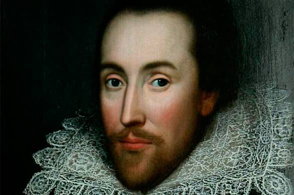 Shakespeare may be cast in oblivion as he's white. Shakespeare