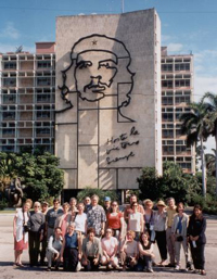 American students get rare look at Cuba