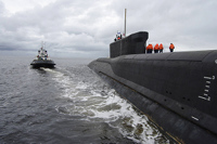Russia's gigantic Typhoon submarines to be scrapped. 45500.jpeg