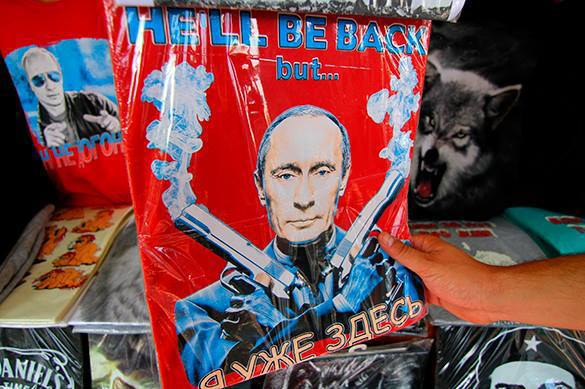 Sanctions against Putin? Sounds like a good old Soviet joke. EU to sanction Putin