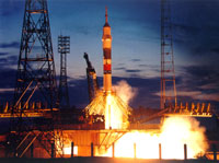 Russian space industry becomes top newsmaker