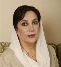 US impels Pakistan to end Benazir Bhutto's house arrest