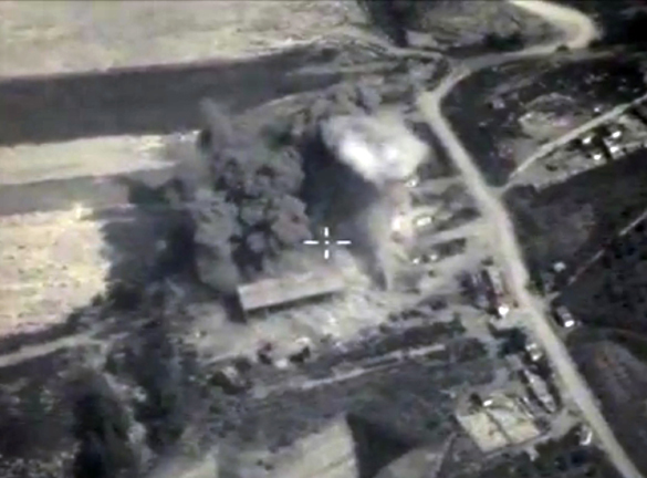 Brzezinski: Russia bombs US credibility in Syria. Russia strikes ISIS