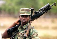 Rival Tamil Tiger factions clash in Sri Lanka: 1 dead, 2 wounded