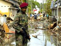 Sri Lankan Civil war: 17 rebels and 2 policemen killed