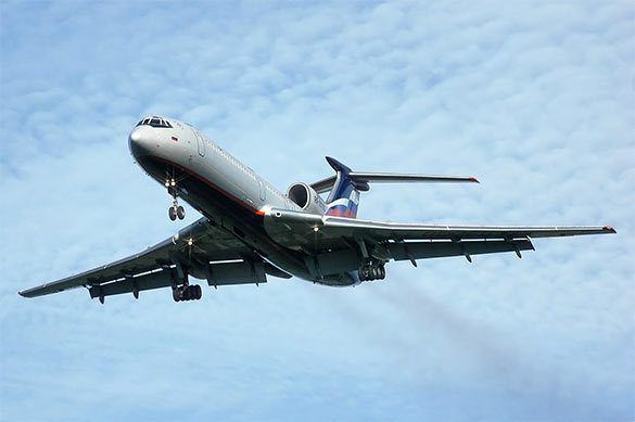 Tu-154 aircraft with 92 on board crashes into Black Sea en route to Syria. 59505.jpeg
