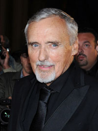 Actor Dennis Hopper Diagnosed with Prostate Cancer