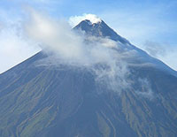 Philippine Volcano Mount Mayon Ready to Erupt