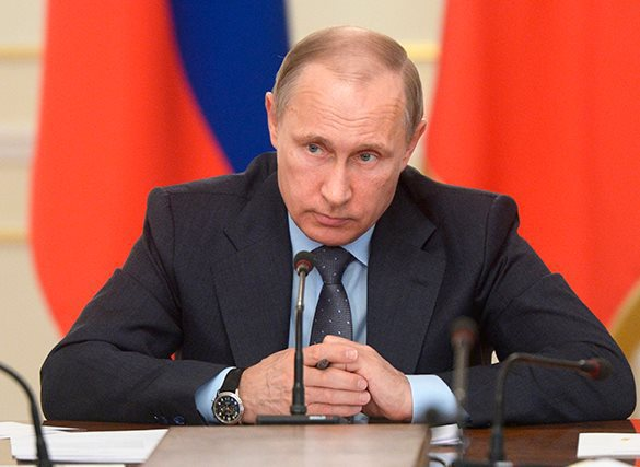 Who can win World War Three if it starts?. Putin defends Russia