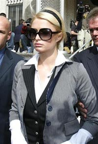Paris Hilton's jail time stint likely to add to her celebrity