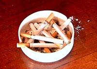 Anti-Smoking Drugs be Used Carefully