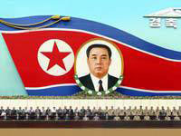 North Korea's Kim Makes Powerful Juche Step as Pyongyang Suffocates