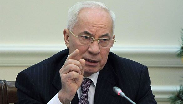 Ukraine's ex PM Azarov explains reason for his escape abroad. 54508.jpeg