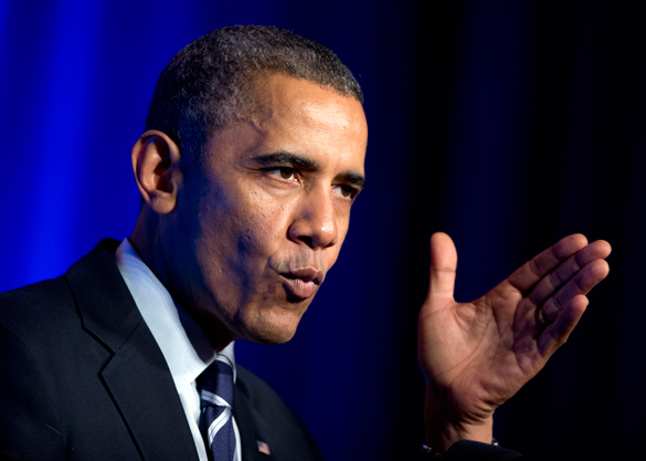 Obama: Putin is 'scrupulously polite, very frank and not completely stupid'. Obama's take on Putin