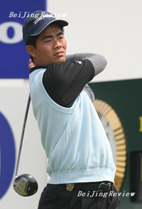 Liang becomes first Chinese golfer to win USD 1 million on Asian Tour