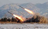 North Korea Fires Two Short-range Missiles