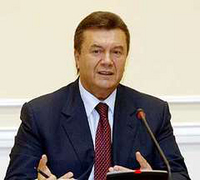 Viktor Yanukovich Makes First Statements as Ukrainian Ruler