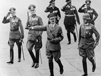 Hitler rescued German economy before WWII