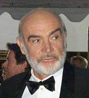 Sean Connery, honored with lifetime achievement award