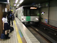 Subway maintenance workers strike
